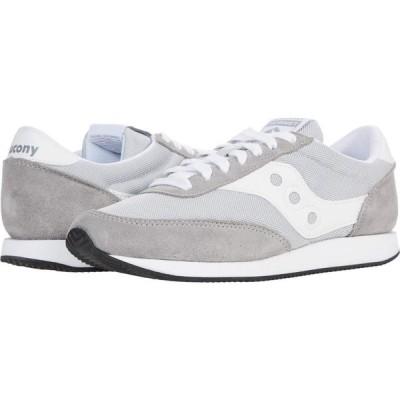 サッカニー Saucony Originals レディース スニーカー シューズ・靴 Hornet Grey/White