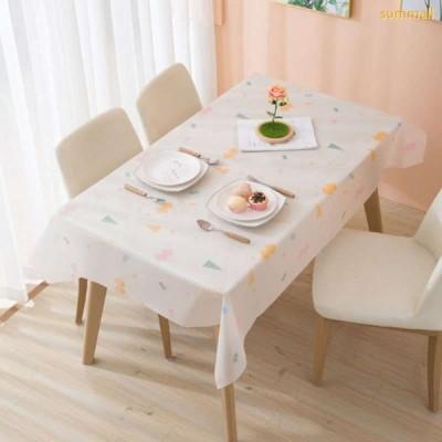テーブルクロス 食卓カバー デスクマット テーブルマット 防水 テーブルカバー 汚れ防止 傷防止 おしゃれ 大人気 滑り止め