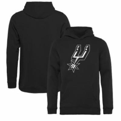 Fanatics Branded ファナティクス ブランド スポーツ用品  Fanatics Branded San Antonio Spurs Youth Black Marble Lo