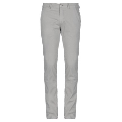 メイソンズ MASON'S パンツ ライトグレー 48 コットン 97% / ポリウレタン® 3% パンツ
