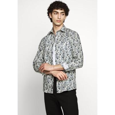 サンド コペンハーゲン シャツ メンズ トップス IVER - Shirt - ecru/light sand