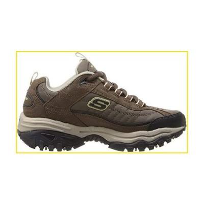 新品Skechers Sport Men's Energy Downforce Lace-Up Sneaker,Brown Taupe,9 M US並行輸入品