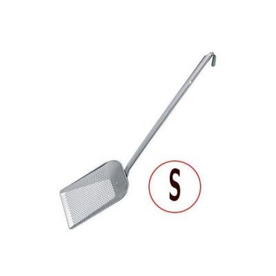 YUKIWA 三宝産業 UK 18-8 パンチング 角型カス揚 S 板ハンドル