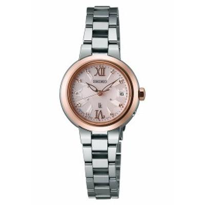 【取り寄せ】ルキア セイコー 電波ソーラー 腕時計 レディース LUKIA SEIKO SSVW068 国内正規品