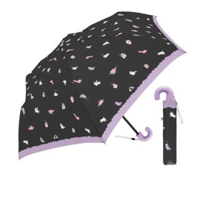 キッズアンブレラ 50cm 折りたたみ傘 juicy na umbrella