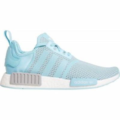 アディダス adidas メンズ スニーカー シューズ・靴 Originals NMD_R1 Shoes Sky Blue/Grey/White