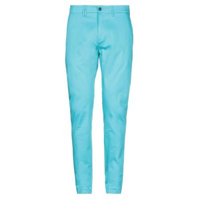 HARMONT&BLAINE パンツ ターコイズブルー 48 コットン 97% / ポリウレタン 3% パンツ
