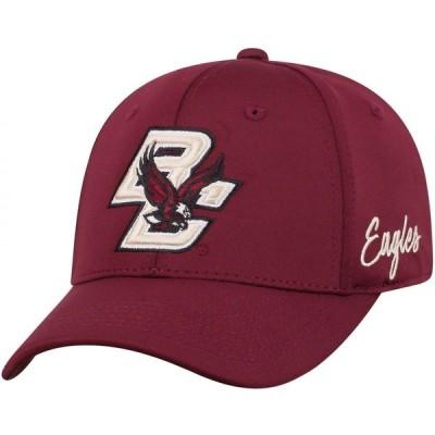 トップオブザワールド Top of the World メンズ キャップ 帽子 Boston College Eagles Maroon Phenom 1Fit Flex Hat