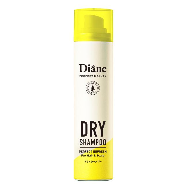 Diane黛絲恩 零粉感隱形乾洗髮噴霧 95g