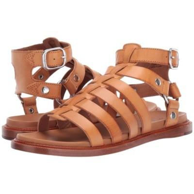 フライ Frye レディース サンダル・ミュール シューズ・靴 Alexa Gladiator Tan