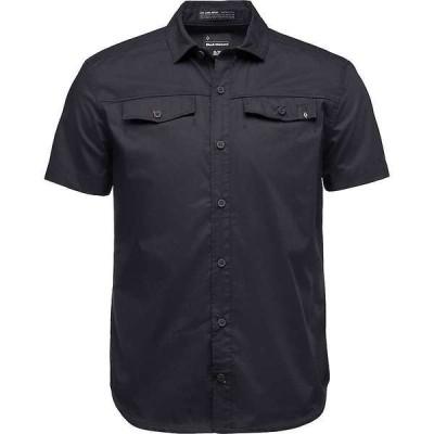 ブラックダイヤモンド メンズ Tシャツ トップス Black Diamond Men's Benchmark SS Shirt