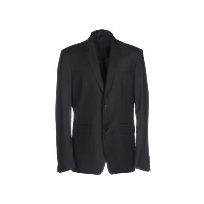 ドンダップ DONDUP テーラードジャケット ブラック 50 100% バージンウール テーラードジャケット