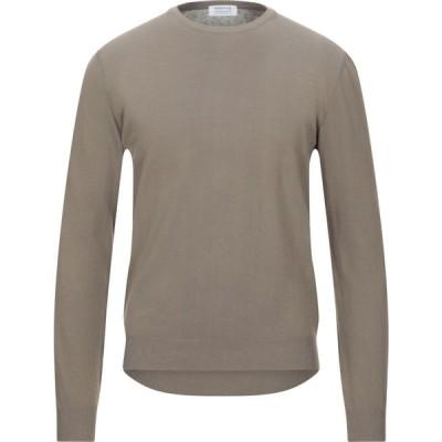ヘリテイジ HERITAGE メンズ ニット・セーター トップス sweater Khaki