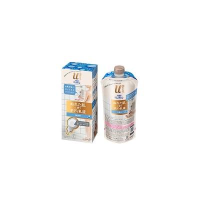 ビオレu ザ ボディ ぬれた肌に使うボディ乳液 無香料 セット品 300ml