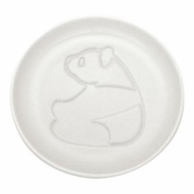 パンダ醤油皿 みあげる(B) (AR0604218) 単品