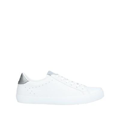 ウールリッチ WOOLRICH スニーカー&テニスシューズ(ローカット) ホワイト 8 革 スニーカー&テニスシューズ(ローカット)