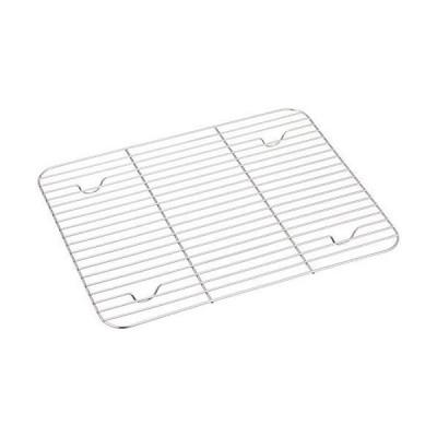 シンドー 角バットアミ 12枚取用 細目 18クローム・8ニッケルステンレス鋼 ABT05012