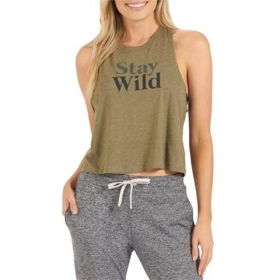 ビュオーリ レディース タンクトップ トップス Vuori Stay Wild Tank Top - Women's