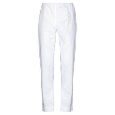 パロッシュ P.A.R.O.S.H. パンツ ホワイト XL コットン 100% パンツ