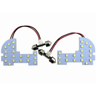 BRIGHTZ クロスロード RT LEDルームランプ 2PC  RT1 RT2 RT3 RT4 RT T1 T2 T3 T4 1 2 3 4 37884