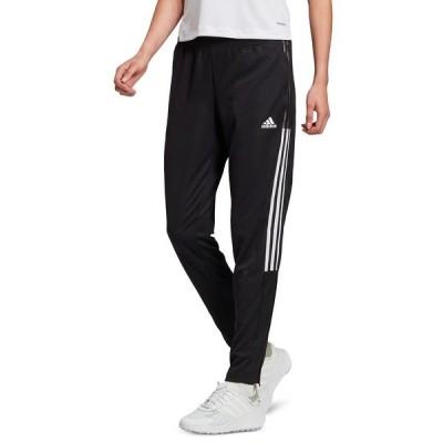 アディダス カジュアルパンツ ボトムス レディース Plus Size Tiro 21 Track Pants Black/ White