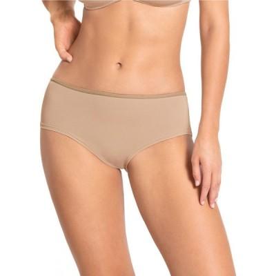 レオニーサ Leonisa レディース ショーツのみ インナー・下着 Super Soft Hipster Panty beige