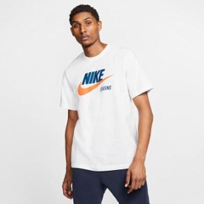 ナイキ メンズ Tシャツ Nike Sportswear Queens Template T-shirt 半袖 White