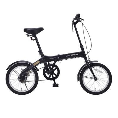 折畳自転車16 M-100