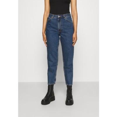 レディース ファッション TAIKI LA LUNE - Straight leg jeans - blue medium dusty