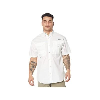コロンビア Bonehead Icon Short Sleeve Shirt メンズ シャツ トップス White/USA Fish Flag Graphic