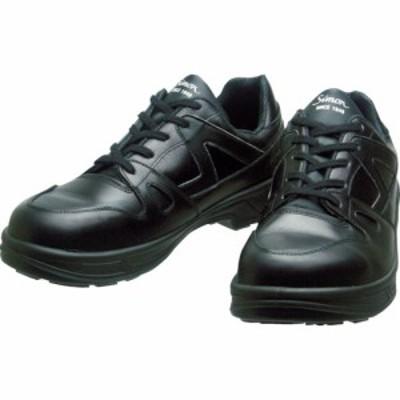 シモン(Simon) 安全靴 短靴 8611黒 25.0cm 8611BK-25.0