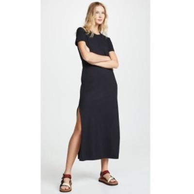 エージー AG レディース ワンピース ワンピース・ドレス Alana Relaxed Maxi Dress True Black