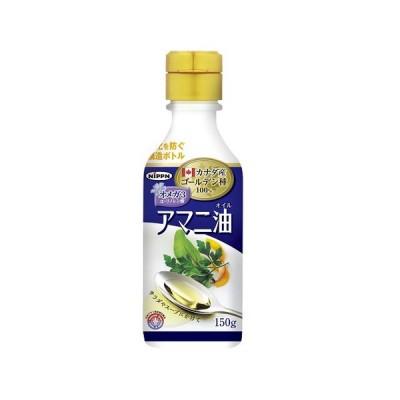 うまい村デイリー 日本製粉 アマニ油 150g x12 [C027]