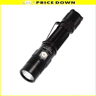 ThruNite* TC12 V2 USB充電式 過充電・過放電・過電流保護回路 LED フラッシュライト 【 CREE XP-L V6 LED/Max1100 ルーメン/