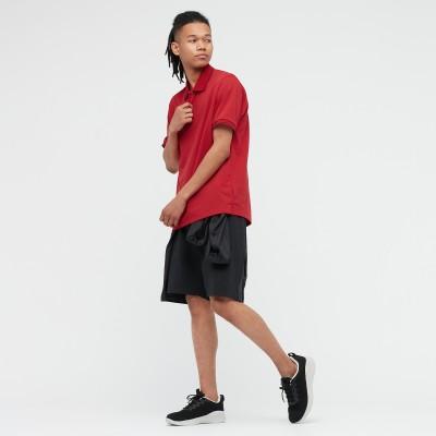 ドライEXカノコポロシャツ(半袖)