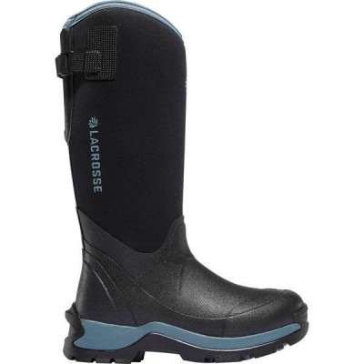 ラクロス レディース ブーツ・レインブーツ シューズ LaCrosse Women's Alpha Thermal 14'' Insulated Waterproof Work Boots