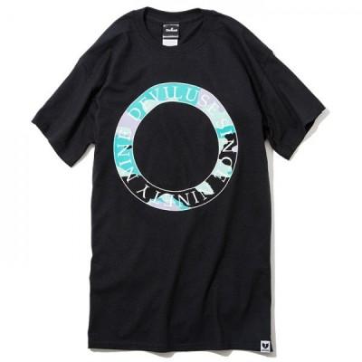 Deviluse Emblem T-shirts(Black)