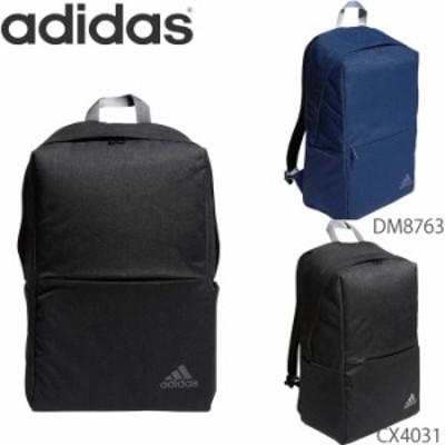adidas/アディダス リュック クラシックバックパック メンズ/レディース ブラック/ブルー 22L ETX17 リュックサ