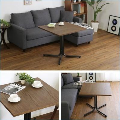 センターテーブル 木製 北欧 机 テーブル ワンルーム レトロ ダイニングテーブ