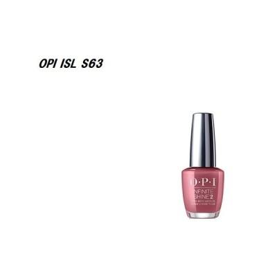 OPI 速乾 インフィニットシャイン ネイルカラー ISL S63 15ml マニキュア ネイルポリッシュ セルフネイル パール ピンク シャンパン メタリック  新品 送料無料