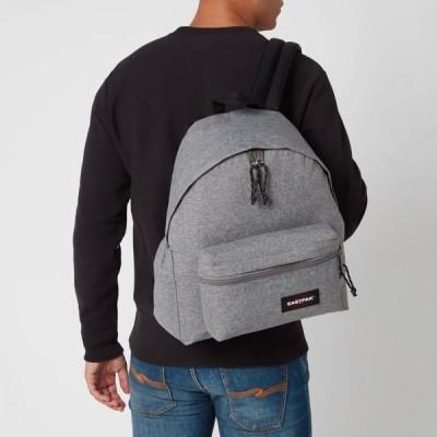 イーストパック Eastpak メンズ バックパック・リュック バッグ Padded Zippl'r Backpack - Sunday Grey Grey