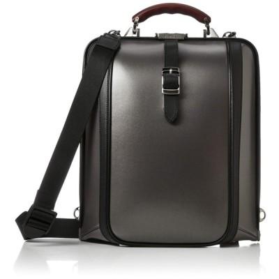 [アートフィアー] ダレスバッグ ニューダレス タッチ2 豊岡鞄 合成皮革 メンズ DS4-TO2 シルバー F4