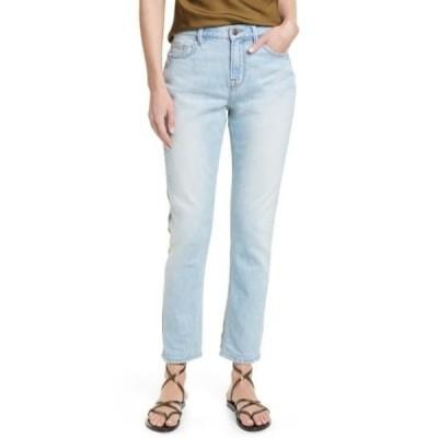 フレーム レディース デニムパンツ ボトムス Le Beau Mixed Cargo Jeans CANTEBURRY