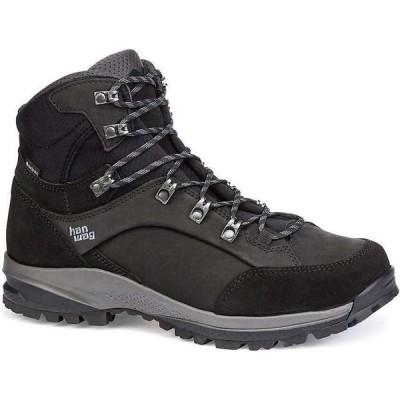 ハンワグ Hanwag メンズ ハイキング・登山 ブーツ シューズ・靴 Banks SF Extra GTX Boot Black/Asphalt