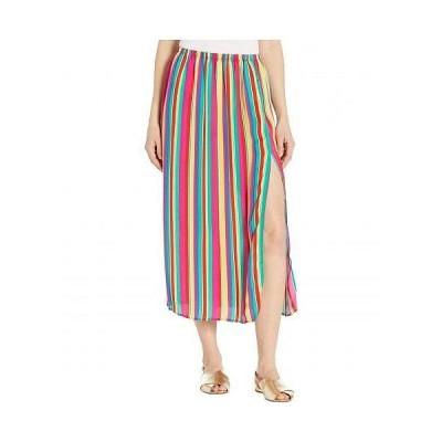 BB Dakota ビービーダコタ レディース 女性用 ファッション スカート Outside The Lines Skirt - Rainbow Sorbet