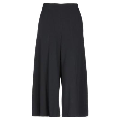 ROSE' A POIS パンツ ブラック 38 ポリエステル 95% / ポリウレタン 5% パンツ