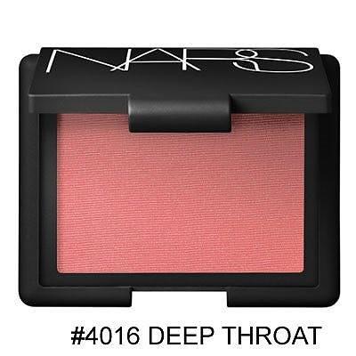 ナーズ NARS ブラッシュ #4016 DEEP THROAT 4.8g【2cm・ゆうパケット対応可能商品 ※注意事項のご確認必須です】