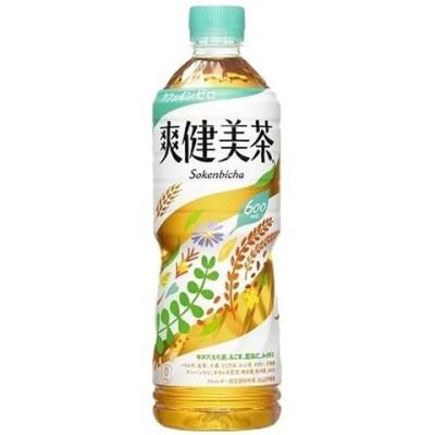 爽健美茶 (600ml*24本入)