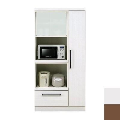キッチンボード キッチン収納 幅90 食器棚 スリム おしゃれ キッチンボード
