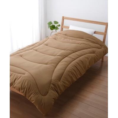 【収納袋入】吸湿発熱わたサンバーナー(R)入り二層式あったか掛け布団 掛け布団, Comforters(ニッセン、nissen)